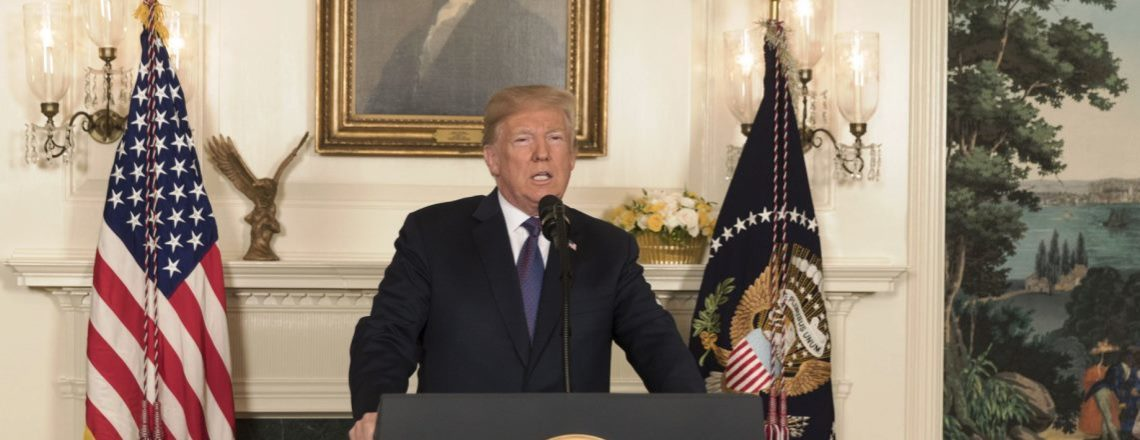 Joined by Allies, President Trump Takes Action to End Syria's Chemical Weapons Attacks